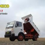 کامیونت آمیکو 5 تن