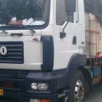 عکس کامیون تک محور آمیکو
