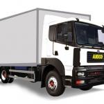 فروش اقساطی کامیون آمیکو