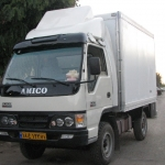 انواع کامیونت آمیکو