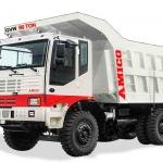 کامیون باری معدن آمیکو