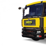 بررسی کامیون باری آمیکو