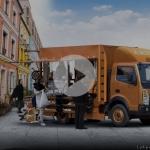 ویدیو معرفی کامیونت فروشگاهی آمیکو