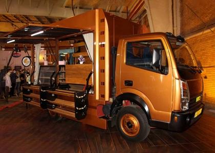 کامیونت آمیکو و کسب و کارهای سیار